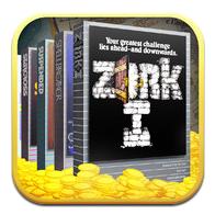 Lost Treasures of Infocom per iPhone