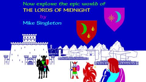 The Lords of Midnight in offerta a metà prezzo