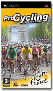 Pro Cycling Manager 2007 per PlayStation Portable