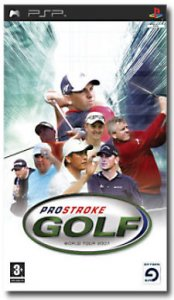 ProStroke Golf: World Tour 2007 per PlayStation Portable