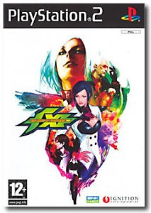 The King of Fighters XI per PlayStation 2