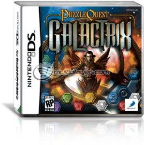 Puzzle Quest: Galactrix per Nintendo DS