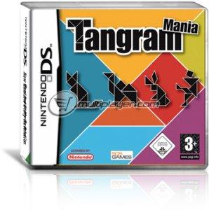 Tangram Mania per Nintendo DS