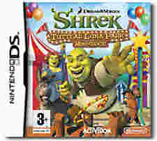 Shrek Tutti al Luna Park per Nintendo DS