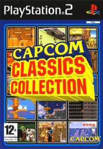 Capcom Classics Collection per PlayStation 2