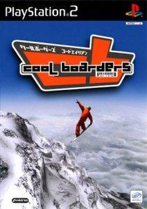 Coolboarders: Code Alien per PlayStation 2