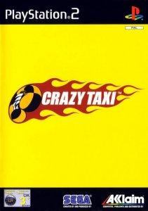 Crazy Taxi per PlayStation 2