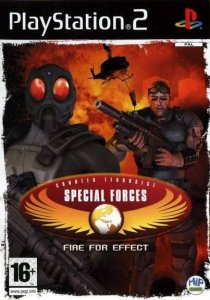 CT Special Forces: Fire For Effect (Special Forces: Nemesis Strike) per PlayStation 2