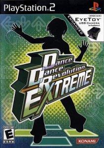 Dance Dance Revolution Extreme per PlayStation 2