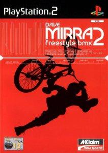 Dave Mirra Freestyle BMX 2 per PlayStation 2