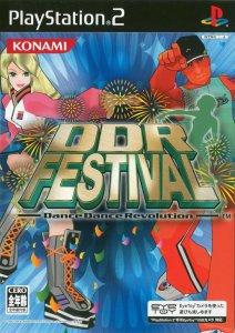 DDR Festival Dance Dance Revolution per PlayStation 2