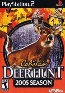 Deer Hunt 2005 Season per PlayStation 2