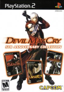 Devil May Cry 5th Anniversary Collection per PlayStation 2