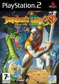 Dragon's Lair 3D per PlayStation 2