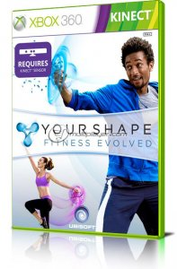 Your Shape: Fitness Evolved per Xbox 360