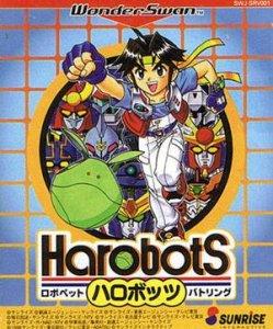Harobots per WonderSwan