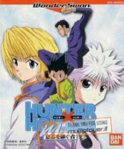 Hunter X Hunter per WonderSwan