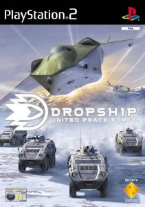 Dropship: United Peace Force per PlayStation 2