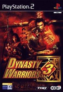 Dynasty Warriors 3 per PlayStation 2