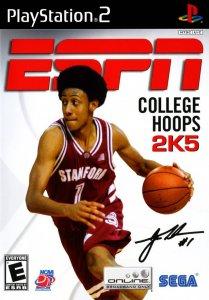 ESPN College Hoops 2K5 per PlayStation 2