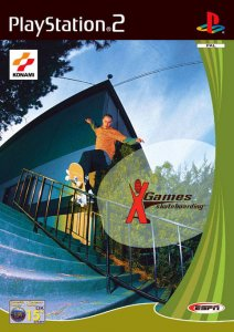 ESPN X Games Skateboarding per PlayStation 2