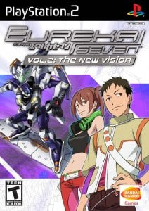 Eureka Seven Vol. 2: The New Vision per PlayStation 2
