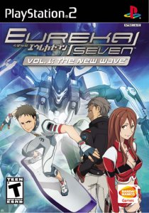 Eureka Seven Vol. 1: The New Wave per PlayStation 2