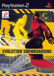 Evolution SnowBoarding per PlayStation 2