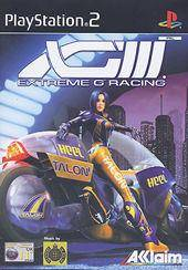 Extreme-G 3 per PlayStation 2