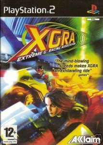 Extreme Gravity Racing Association per PlayStation 2