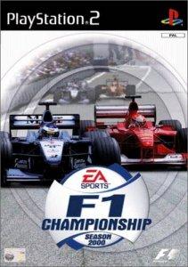 F1 Championship Season 2000 per PlayStation 2