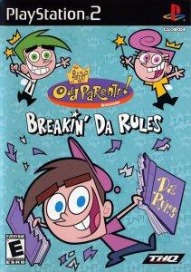 The Fairly OddParents! Breakin' Da Rules per PlayStation 2