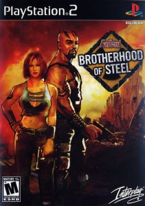 Fallout Brotherhood of Steel per PlayStation 2