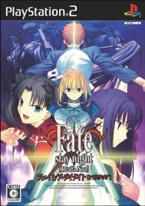 Fate/Stay Night per PlayStation 2