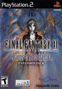 Final Fantasy XI: Chains of Promathia per PlayStation 2