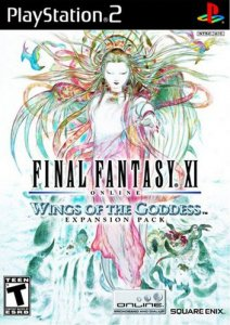 Final Fantasy XI: Wings of the Goddess per PlayStation 2
