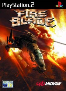 Fire Blade per PlayStation 2