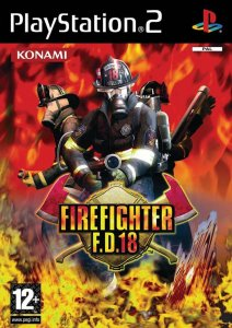 Firefighter F.D.18 per PlayStation 2