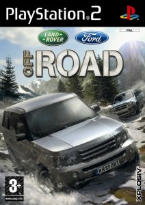 Ford Racing Off Road per PlayStation 2