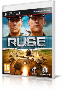 R.U.S.E. per PlayStation 3