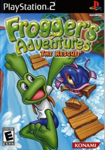 Frogger's Adventure: The Rescue per PlayStation 2