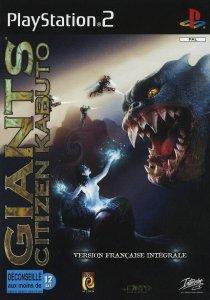 Giants: Citizen Kabuto per PlayStation 2