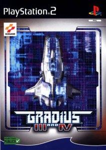 Gradius III and IV per PlayStation 2