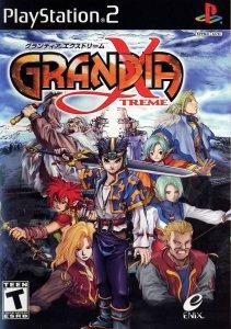 Grandia Xtreme per PlayStation 2
