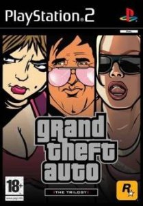 Grand Theft Auto: The Trilogy per PlayStation 2