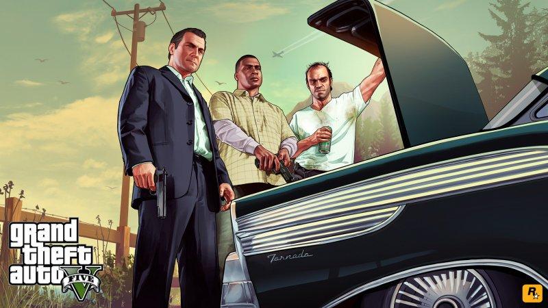[Aggiornata] Nuovi artwork in alta risoluzione di Grand Theft Auto V