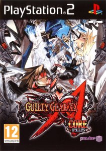 Guilty Gear XX Accent Core Plus per PlayStation 2