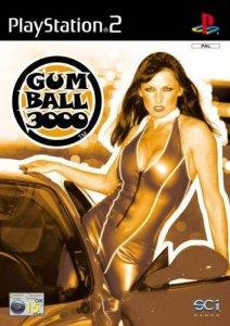 Gumball 3000 per PlayStation 2