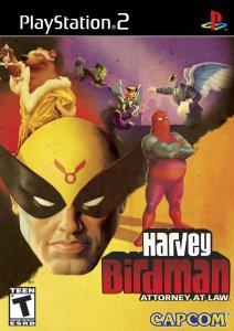 Harvey Birdman: Attorney at Law per PlayStation 2