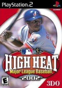 High Heat Major League Baseball 2002 per PlayStation 2